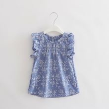 2016 Hot Selling cute baby dress pictures baby girl party dresses in bangalore