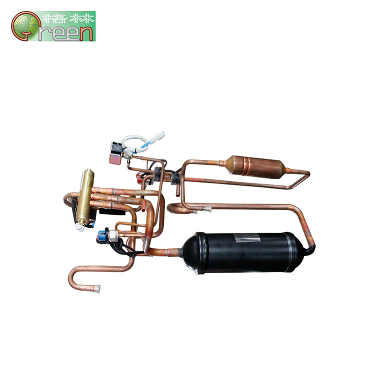 Air Conditioner Spare Parts of Copper Tube Refrigeration Called Four - way Valve Assembly Are The Best Price