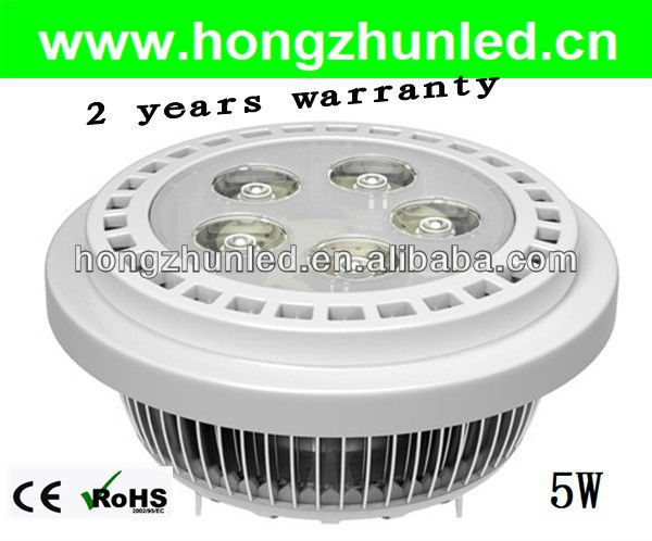 2013 high power 5 w led ceiling light with CE ROHS