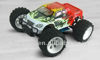 1/8th Sacle Brushless Version Electric Powered Off Road Truck