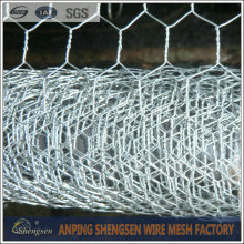 Specialized Production Galvanized Hexagonal Wire Mesh And PVC Coated Hexagonal Wire Mesh