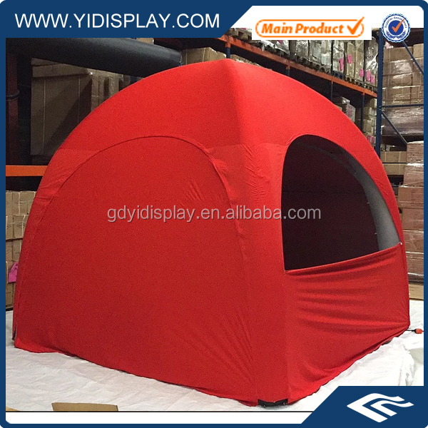Advertising Inflatable Air Tent For Outdoor Activity