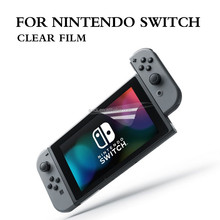 Anti-glare Roll Material Anti Shock Screen protector for Nintendo Switch