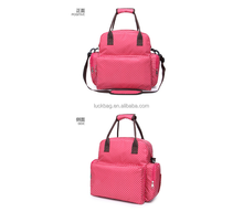 2017 New Design Disposable Maternity Backpack Diaper Bag