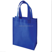 Screen printing handled non woven carry bags