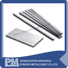 PM cemented tungsten carbide plate