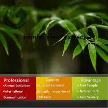 Flavones 20%, 40%, 50% bamboo leaf extract/ Cosmetic use bamboo leaf extract