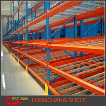 Automatically Industrial Sliding Gravity Warehouse Storage Shelf