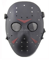 Wholesale High Quality matter color mix hard plastic Safe protector mask CS Jason mask