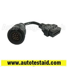 MB 14 Pin Male to OBDII Female Adaptor