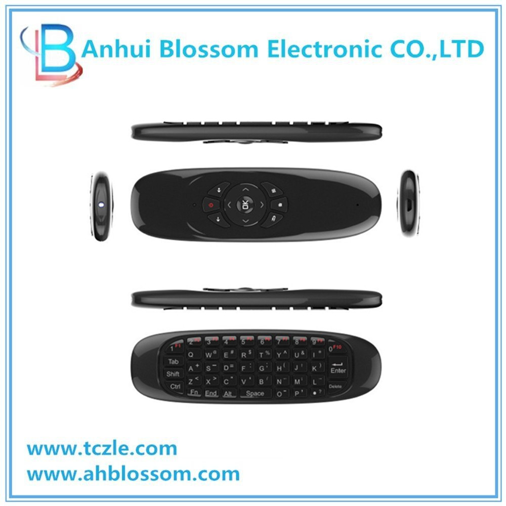 one for all codes universal tv remote control with air mouse wireless keyboard