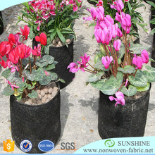 10~80g Biodegradable Fabric Disposable Flower Plant Pot Cover