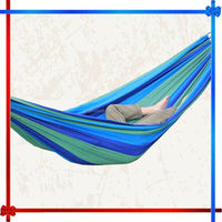 CX33 swinging outdoor hammock