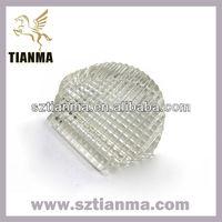 Hotel acrylic / plastic shell shaped soap dish