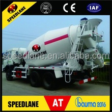 1 Year Warranty Mobile Volumetric Ready Mix Cement Concrete Mixer Agitator Truck