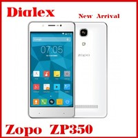 New Products original ZOPO ZP350 Android 5.1 WIFI Multilanguage 4G LTE 8MP Cameras Dual Sim MTK6735 Smart Phone