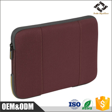 China Wholesale OEM Service Soft Laptop Sleeve Case Bags High Quality Custom Waterproof Neoprene Laptop Sleeve For Sale