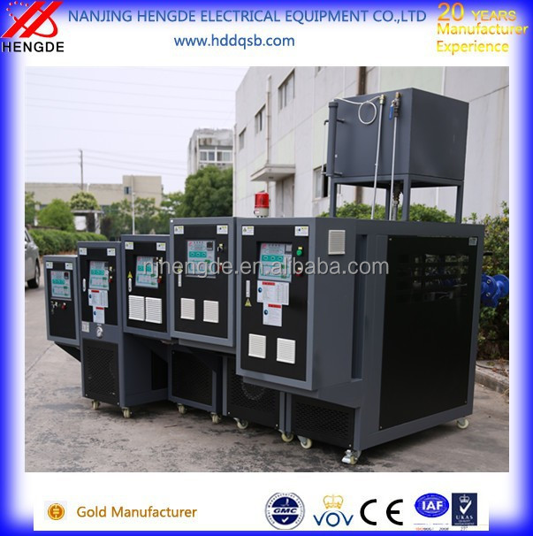 water type and oil type mould temperature controller/mold temperature control unit/mold temperature heater