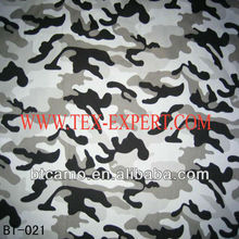 snow outdoor camouflage jacket fabric