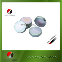 Strong Disk Neodymium Magnets from China manufacture