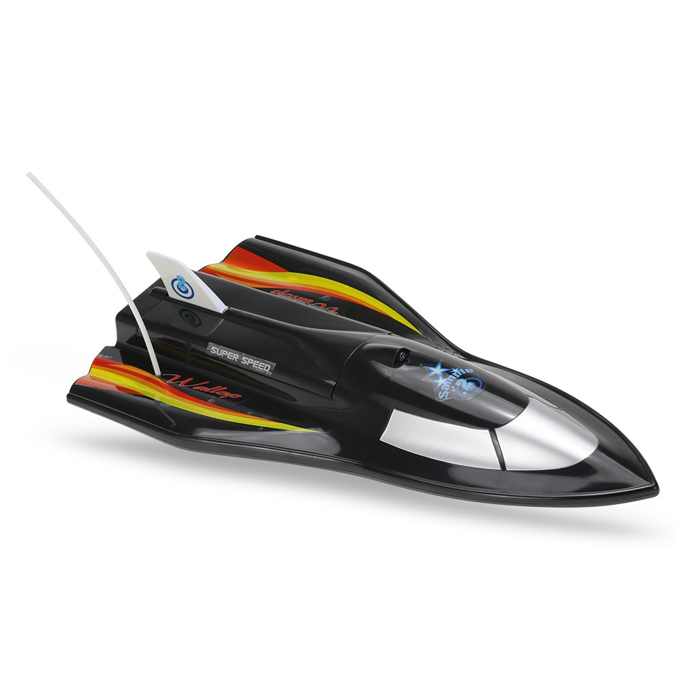 5933362-27MHz 3CH RC Flying Fish 7.2V High Powered High Speed RC Boat