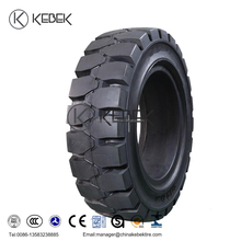 China best quality 7.00-12 solid forklift tire