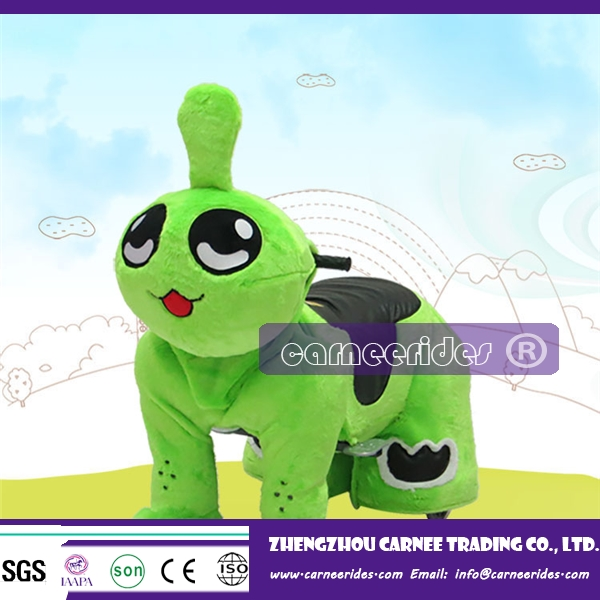 Designed children fun ! shopping mall kiddie battery animal rides for sale