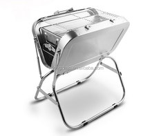 foldable cooking plate grill
