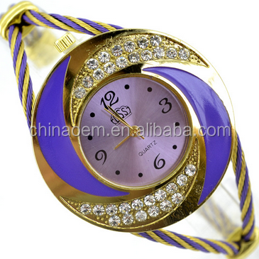 The Most Hot Selling Promotion or Gift Watch,Fashion bracelet