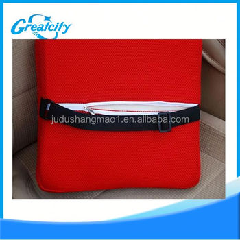 China approved manufacture air folding inflatable PVC pillow for Neck Rest travel neck pillow Customized colorful airpillow