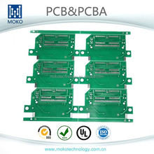 Shenzhen Famous PCB Brand, Specialized 4 layer Circuit PCB Board with HASL Finishing
