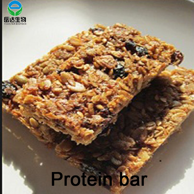 Nutrition supplements healthy bar protein Contains high protein