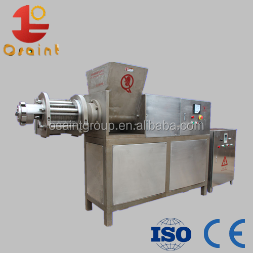 High automatic best effective MRM frozen chicken meat separator