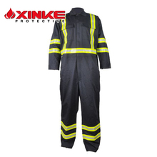 Heated waterproof winter oil resistant welding fireproof protective coverall