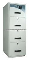 Fire Resistant cabinet (FRC - 4 drawers) fire-proof 1hour rated