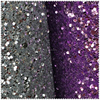 grade 3 new arrival hot selling color change glitter fabric