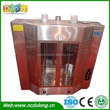 Great design chicken shawarma food cart machine for sale
