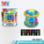 Hot sale battery operated drum toys with projection for kids