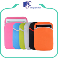 OEM neoprene any size laptop sleeve without zipper
