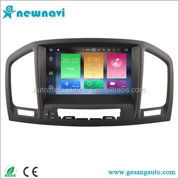 touch screen car stereo Auto android car dvd with gps navigation for Opel Insignia 2008-2011