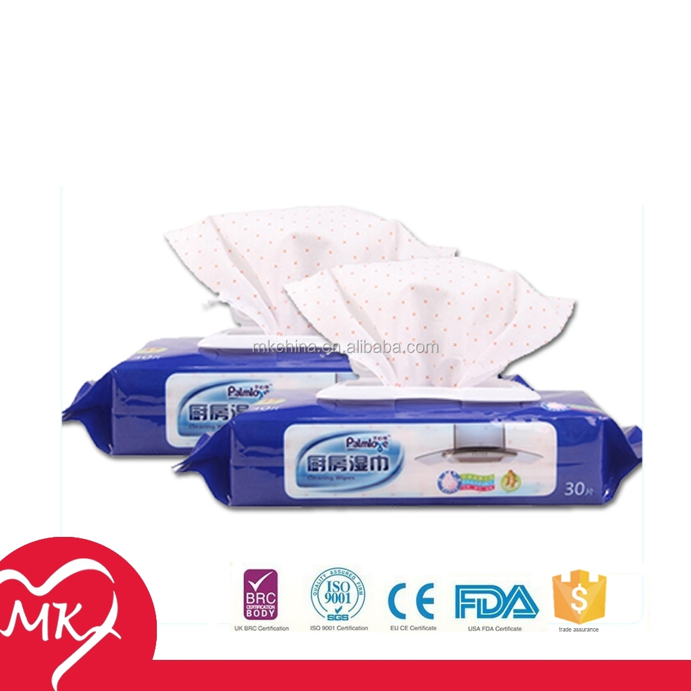 Hot sale sex delay wipes spunlace nonwoven kitchen wet wipe wet tissue manufacturer