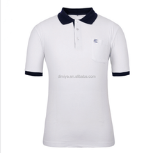 Nanchang professional custom printing/embroidery logo men polo t-shirts manufacturer