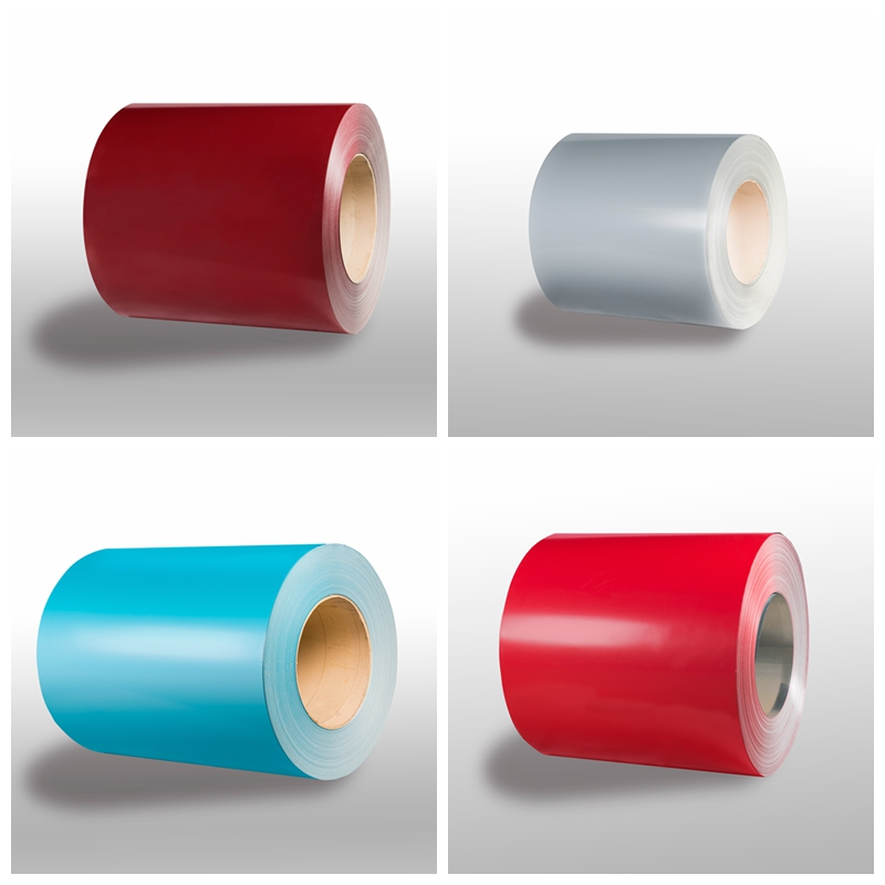 factory direct supply cold rolled color coated PPGI Coil