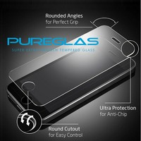 Cell Phone Anti-scratch Clear Screen Protector Film for Iphone 5