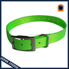 Hot selling top quality waterproof TPU dog collar and fluorescent TPU dog collar