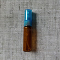 Free samples amber 5ml glass bottle with plastic spray