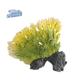Aquarium decoration accessories Blue Treasure refined artificial coral reef