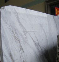 High quality top grade volakas white marble old quarry