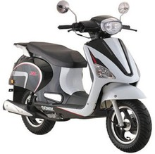 Kids gas scooter 49cc with eec .