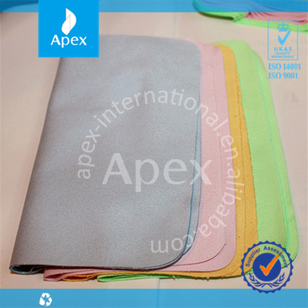 Hot sale custom microfiber touch screen cleaning cloth